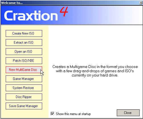 craxtion 4